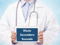 efecte secundare sexuale